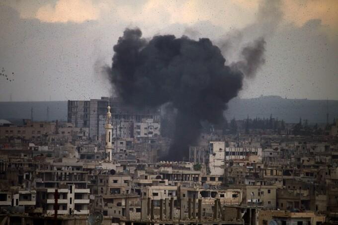 deraa, siria