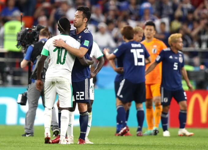 Cupa Mondială Japonia - Senegal