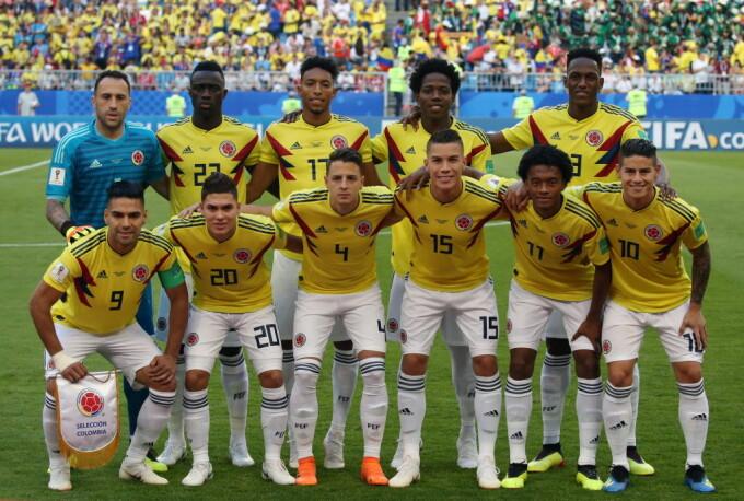 cupa mondiala columbia