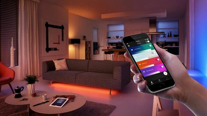 casă modernă și inteligentă
