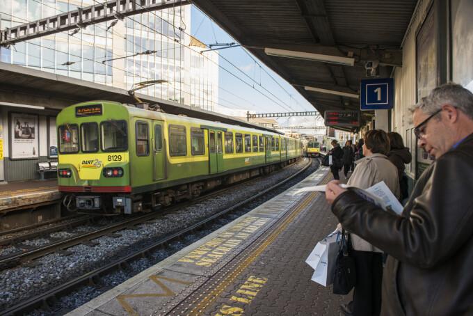 Vestea primită de o femeie care a născut în timp ce călătorea cu trenul