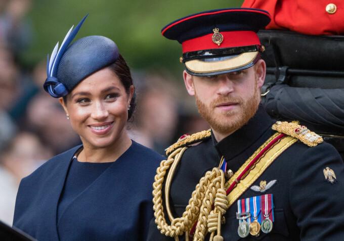 Moment jenant între Prințul Harry și Meghan Markle - 11