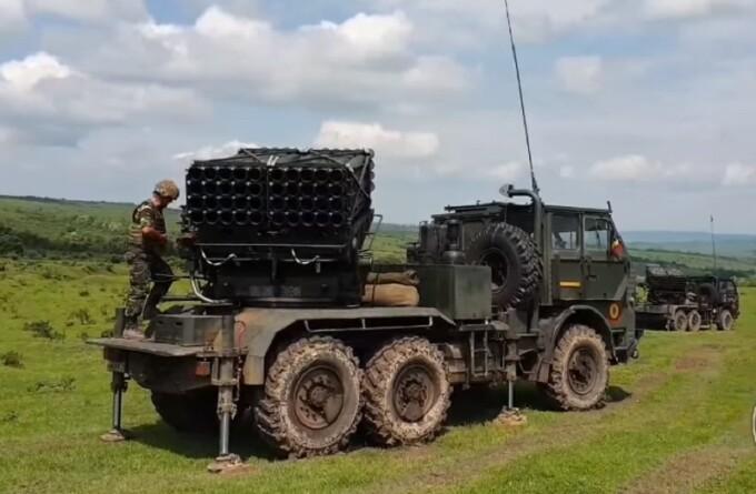 Militari americani au distrus cu blindatele culturi agricole în Ialomița