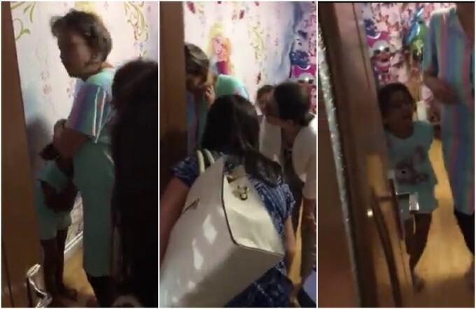 Fetiţă de 8 ani din Mehedinți luată de poliţişti de lângă asistentul maternal