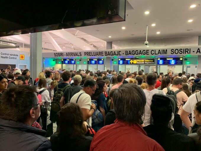 victor ponta aeroport