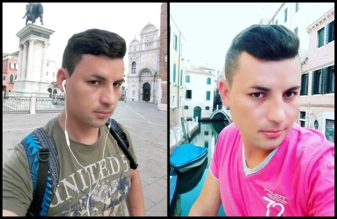 Român de 28 ani dat dispărut de două săptămâni în Italia