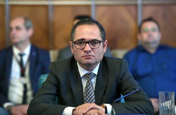 Bogdan Matei, ministrul Sporturilor