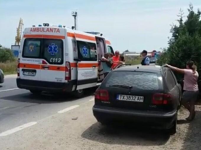 Accident în stațiunea 2 Mai
