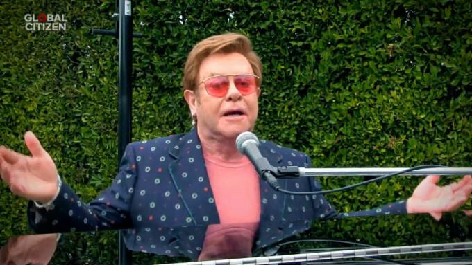 Cum a pierdut Elton John 60 de milioane de dolari din cauza pandemiei