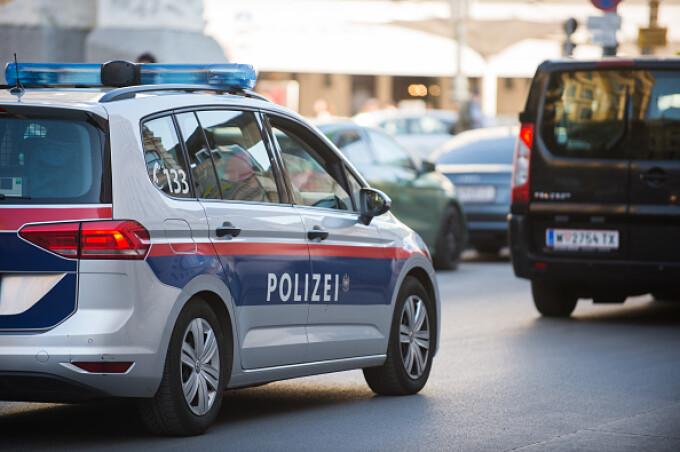 masina politie austria