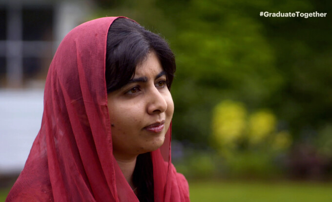Malala Yousafzai a absolvit Universitatea Oxford