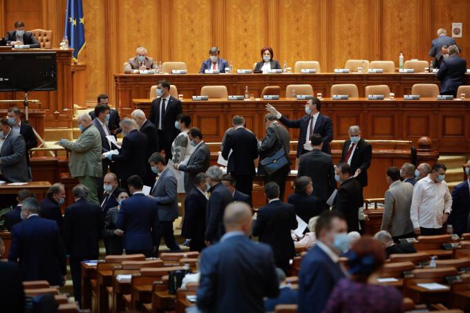Camera Deputaţilor a respins proiectul privind desfiinţarea Secţiei de investigare a infracţiunilor din justiţie