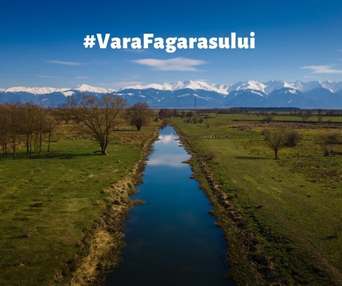 """Asociația Țara Făgărașului lansează campania """"Vara Făgărașului"""", cu scopul promovării turistice a zonei"""