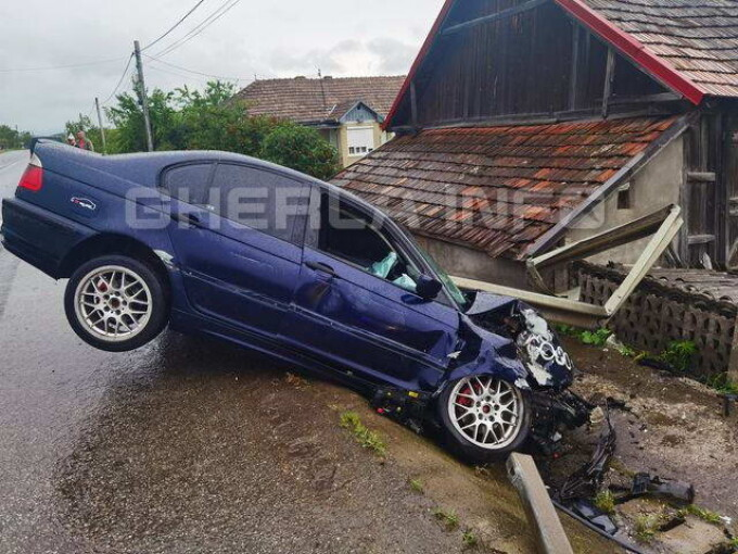 accident Gherla