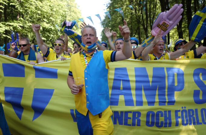 Suedia - Slovacia, la EURO 2020. Meciul poate fi urmărit pe PRO TV și pe VOYO.RO