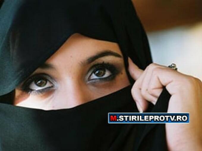 Femeia musulmana cauta un barbat