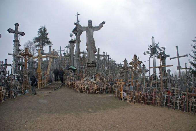 Dealul Crucilor-Lituania - 1