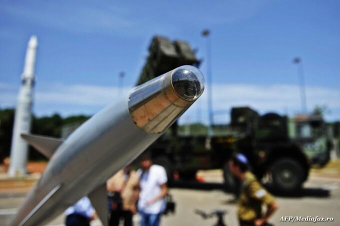 Israel, racheta militara