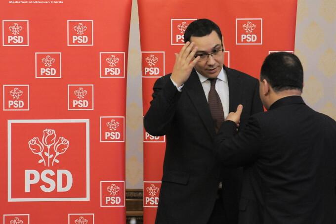 Victor Ponta si Marian Vanghelie