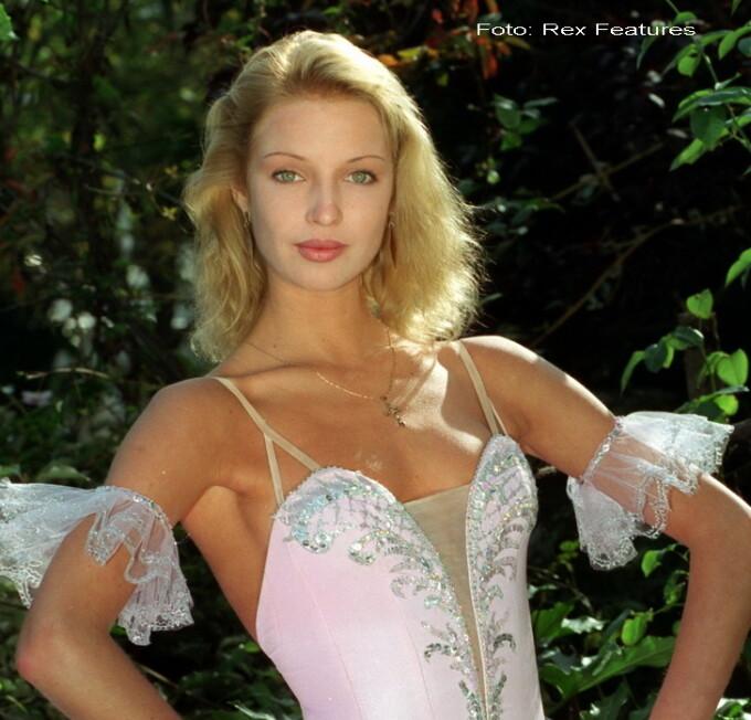 Anastasia Volochkova, balerina