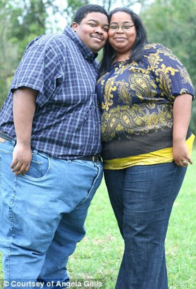 Willie si Angela Gillis, grasi