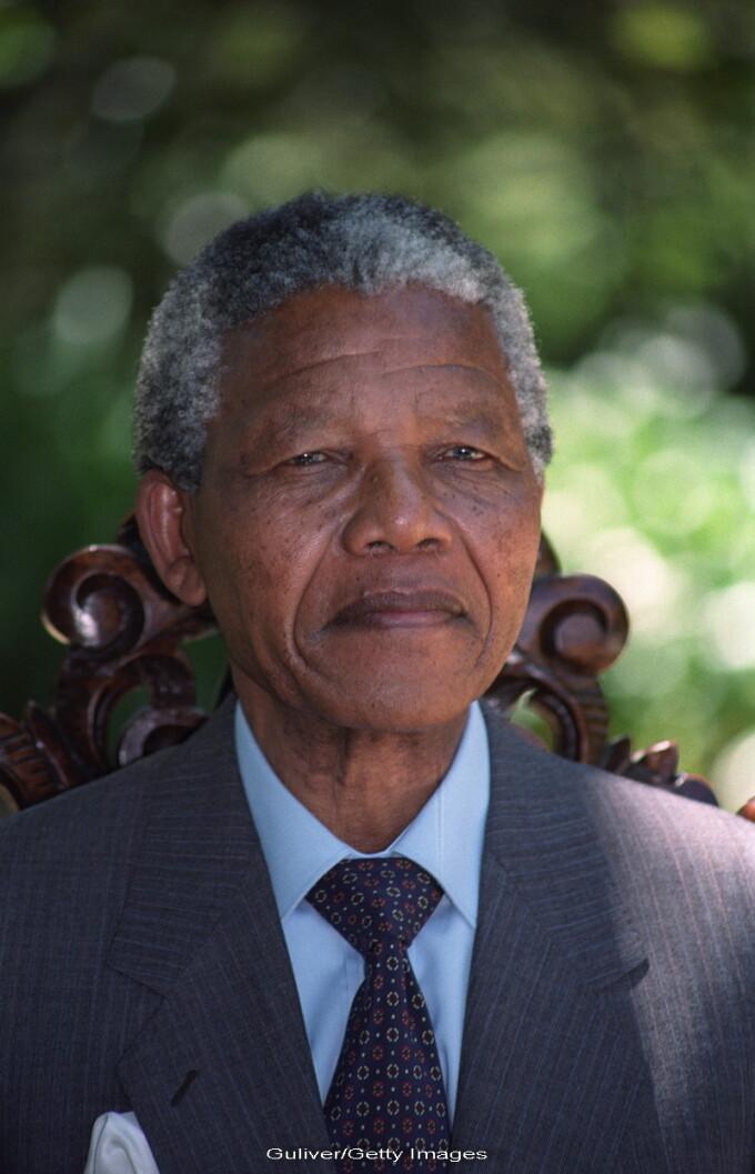 Nelson Mandela - 5