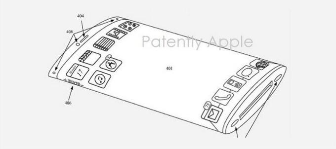 apple iphone 6 patent