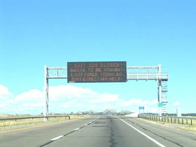 mesaj autostrada