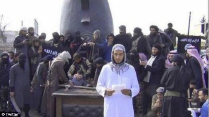 extremisti Siria