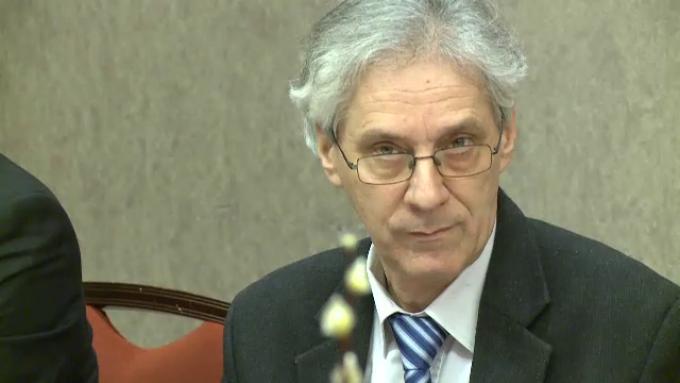 Mircea Radulian, directorul Institutului de Fizica a Pamantului