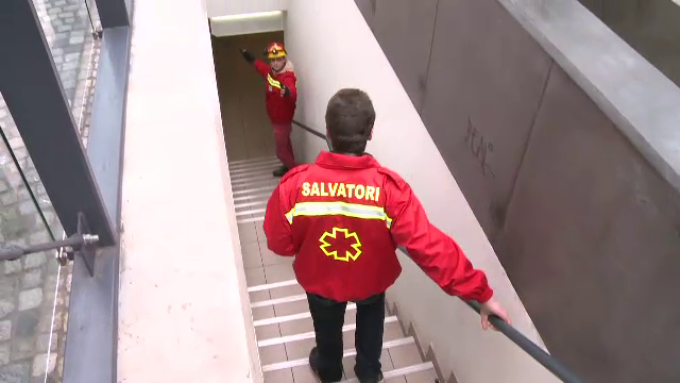 Salvatori voluntari
