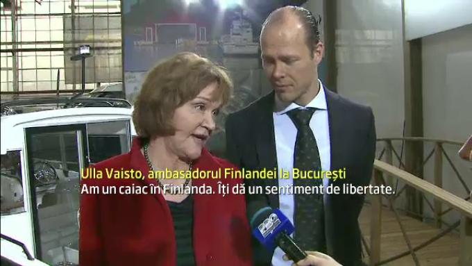 Ulla Vaisto, ambasadorul Finlandei