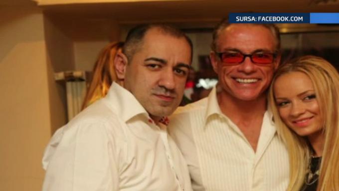 Van Damme, alaturi de Mohamed Zorkot