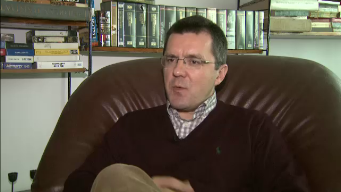 Dan Dungaciu, analist de politica externa