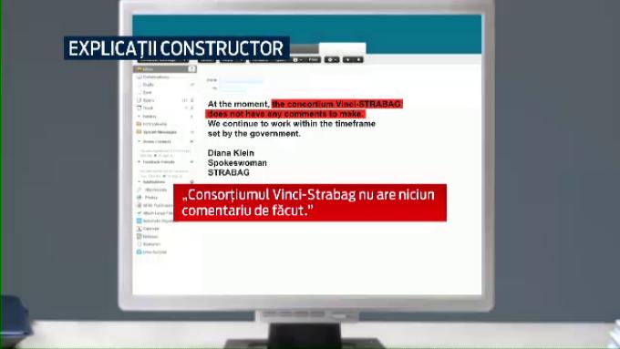 Explicatiile constructorului autostrazii Comarnic - Brasov