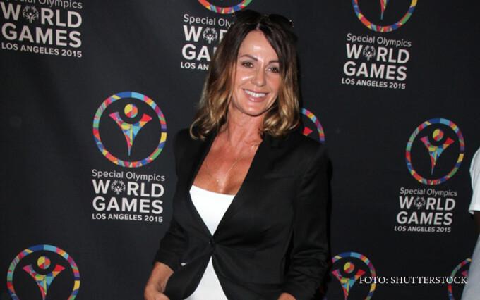 Nadia Comaneci in LA