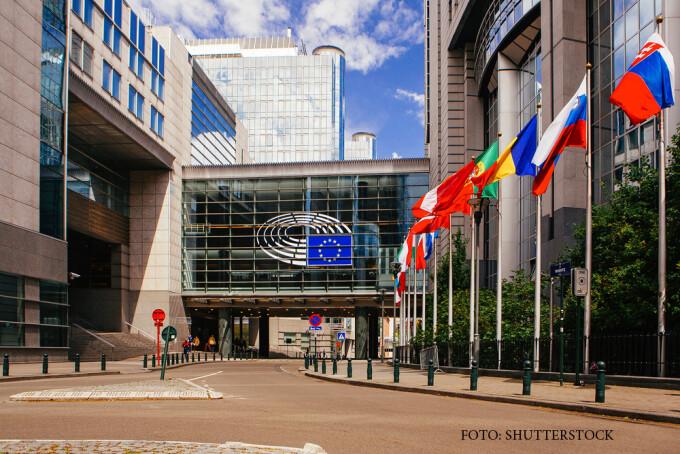 Bruxelles, sediul parlamentului European