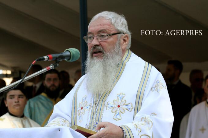 Mitropolitul Clujului, Salajului si Maramuresului, Andrei Andreicut,