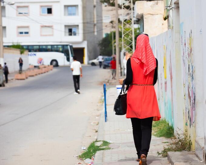 femeie musulmana - shutterstock