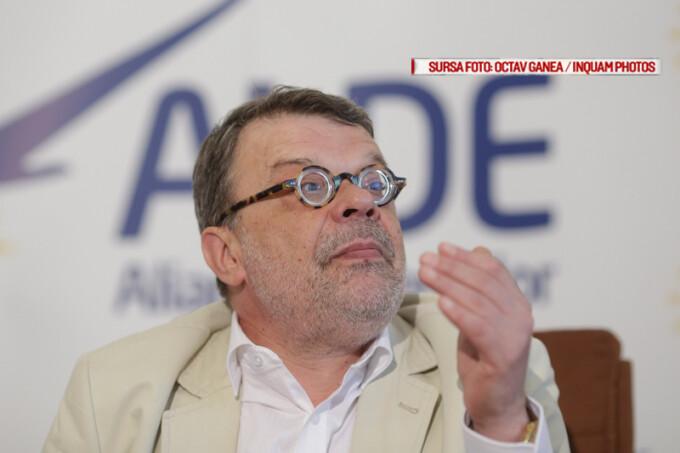 Daniel Barbu, ALDE