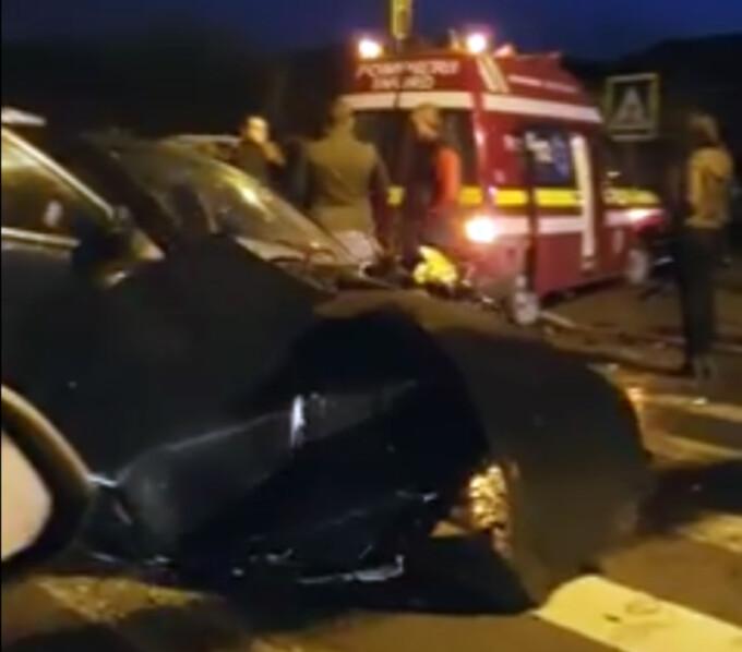 accident Mogosoaia