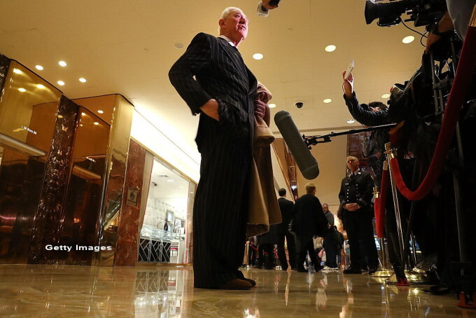 Roger Stone, consilier Donald Trump - Getty
