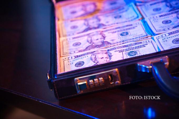 spalare de bani