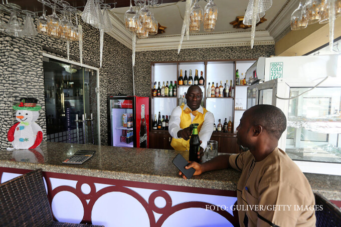 bar in Nigeria