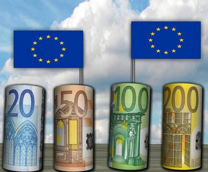 UE, euro