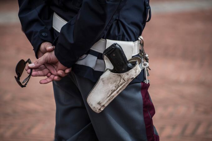 politist italia