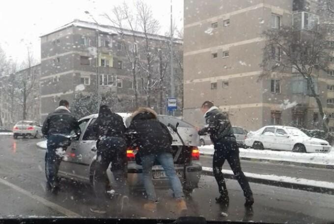 politiști Oradea