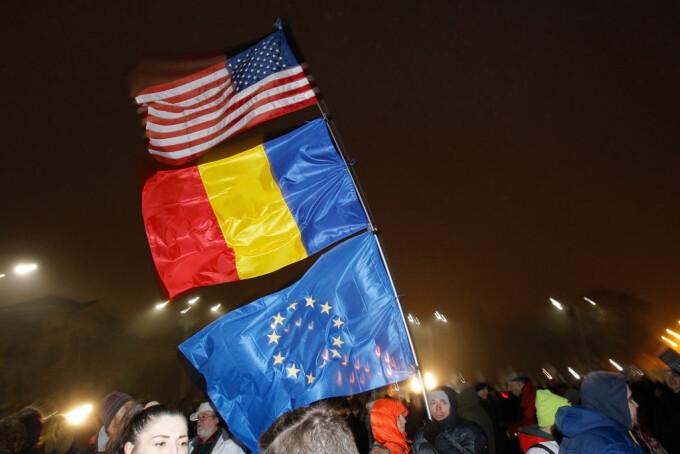 Romania, UE, SUA