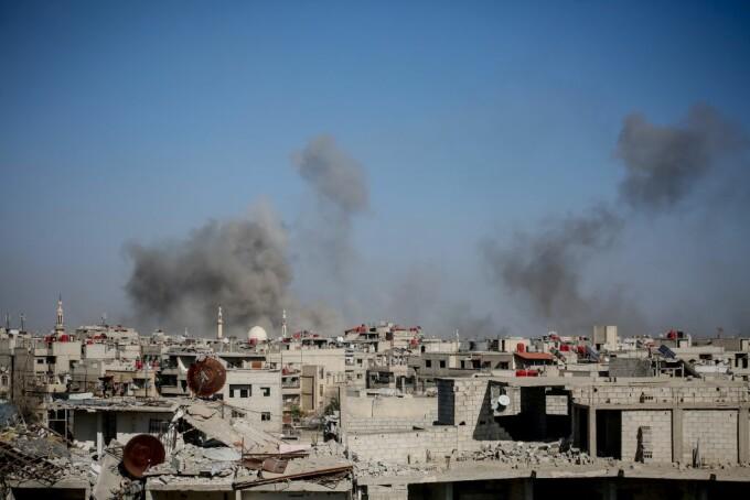 atac Ghouta Orientala