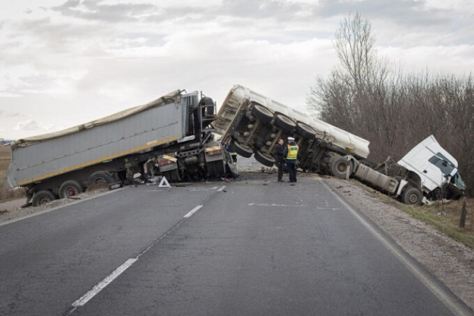 accident tir ungaria